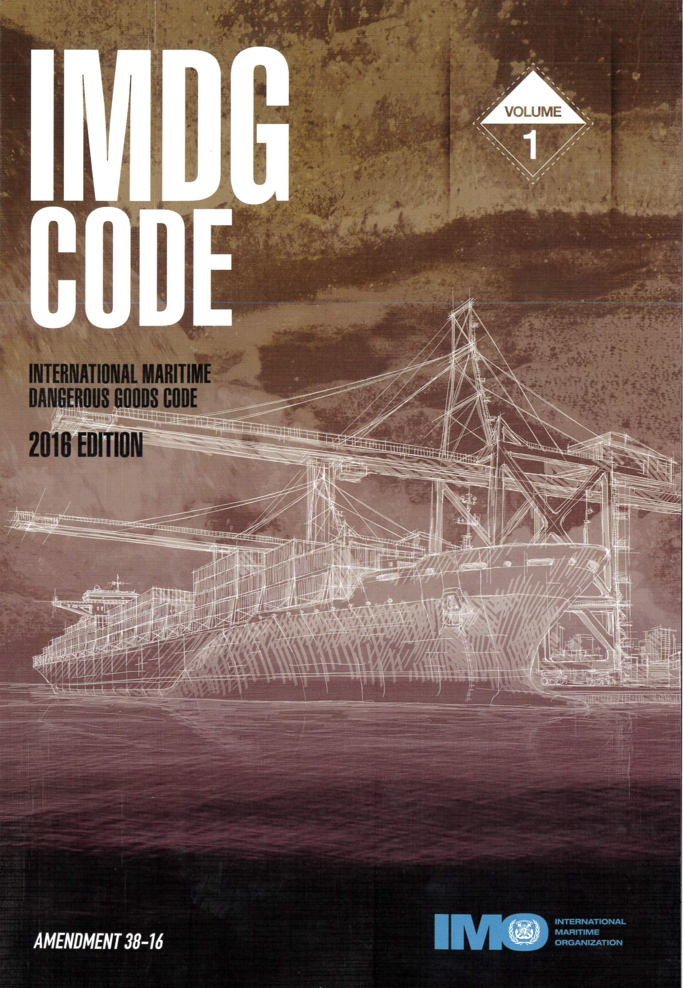 IMDG Code V1 2017